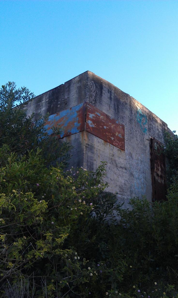 Hill 60 Battery, Port Kembla, Illawarra, NSW, Australia