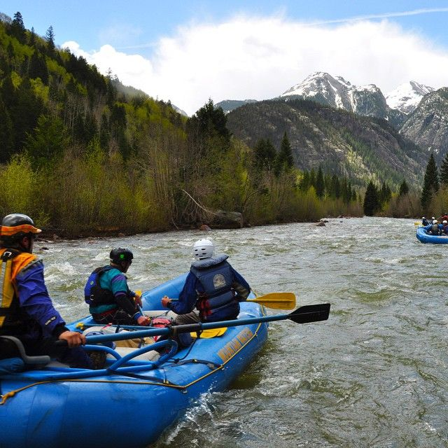 238 Best Fun On The Animas River: White Water Rafting