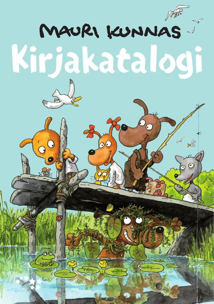 Otavan kirjat: Mauri Kunnas Kirjakatalogi