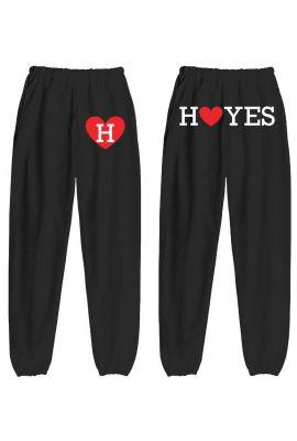 Hayes Grier Sweatpants-He finally has his merchandise now!!!!!!!!!! GAHHHHHH!!!!!!!!