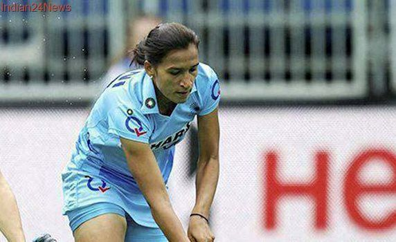 Rani Rampal to lead India's campaign in Women's World Hockey League