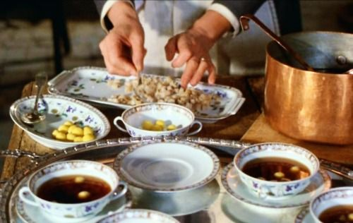 Babette's Feast - such care with the small things