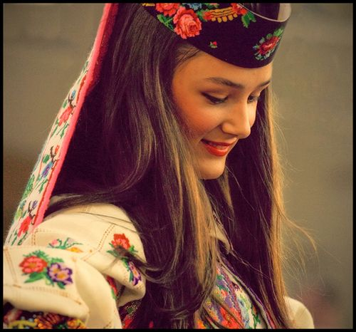 An elegant lady of Kosovo (Azem's Image)