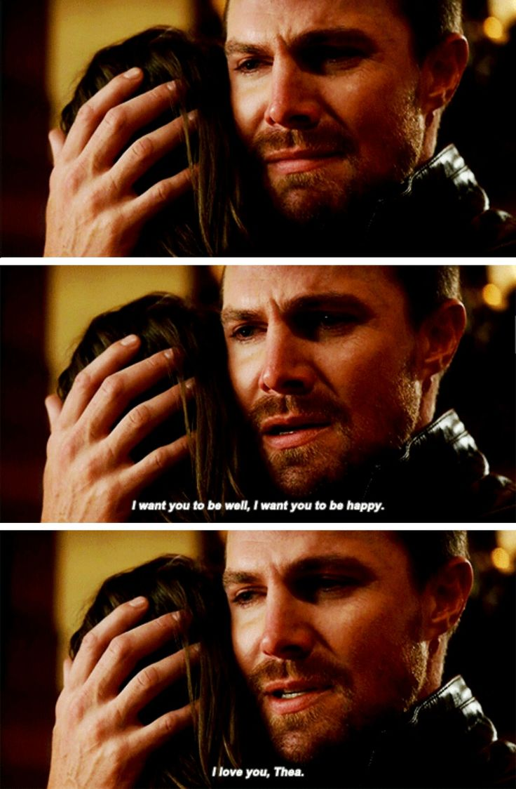 This scene broke me. He was ready to say goodbye to his entire family so that they could be happy. | 5x08