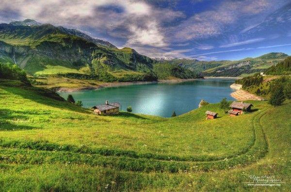 Photographie du jour #395 : Cormet de Roselend - Savoie