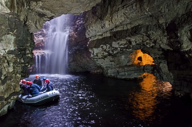 The Haunting Beauty of Smoo Cave