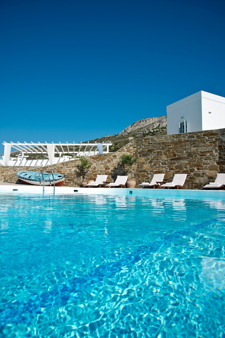 PINO DI LOTO Luxury Apartments, Syros island- Greece