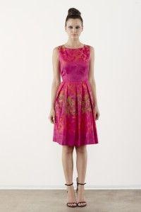 713601 Avery Dress- August