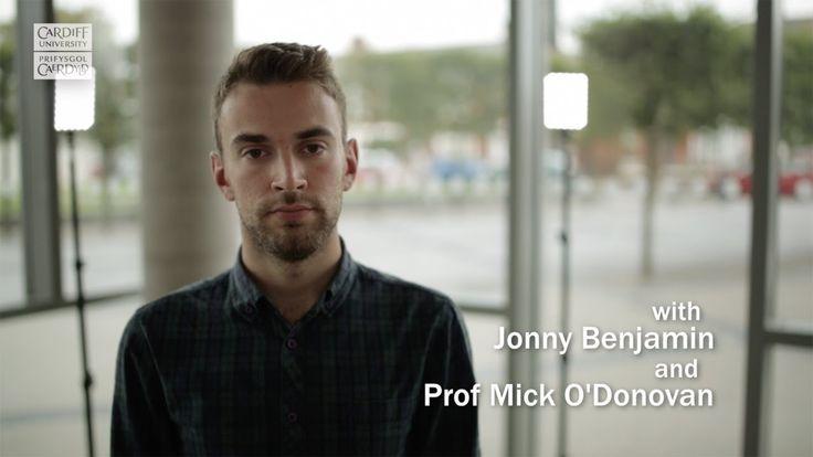 Schizoaffective Disorder - Jonny Benjamin challenges an expert