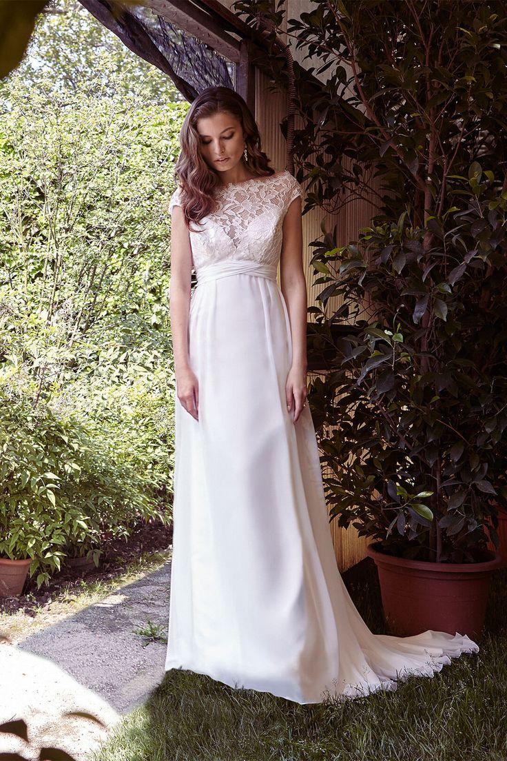 abiti da sposa 2017 claraluna 52374 | Sposalicious