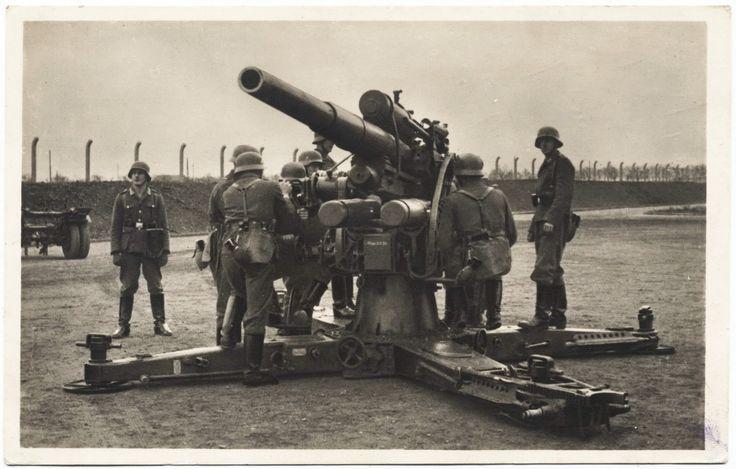 Pohled - 8.8 cm Flak - 1942 (6616583782) - Aukro - největší obchodní portál