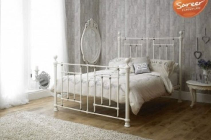 Sareer Fullerton Metal Bed Frame | Metal Beds at Bedworld - Free Delivery