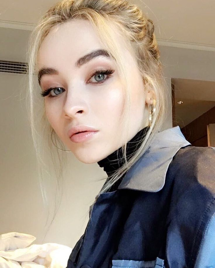 """13k Likes, 399 Comments - Sabrina Carpenter (@sabrinacarpenter) on Instagram: """"I heard it was national selfie day.. ty @revlon photoready insta-fix for all you do  #ad"""""""