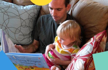 우리 아기 효과적인 그림책 읽어주기 방법 (1) 0~12개월 | 차이의 놀이