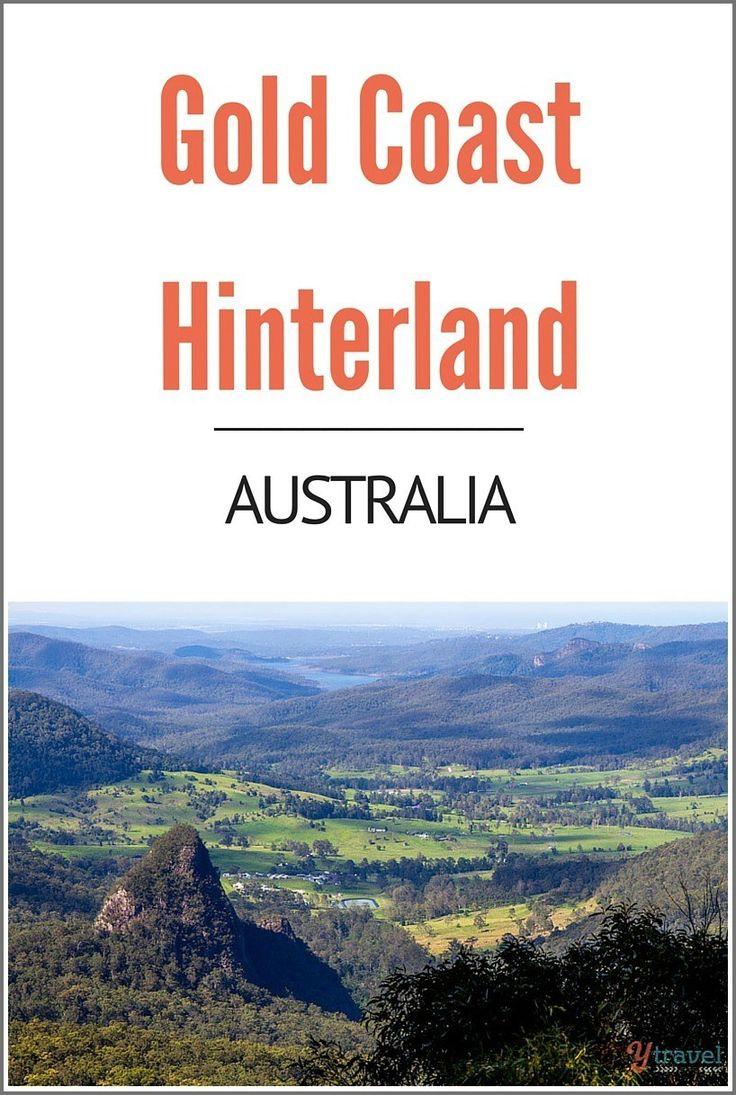 Escape to the Gold Coast Hinterland in Queensland, Australia
