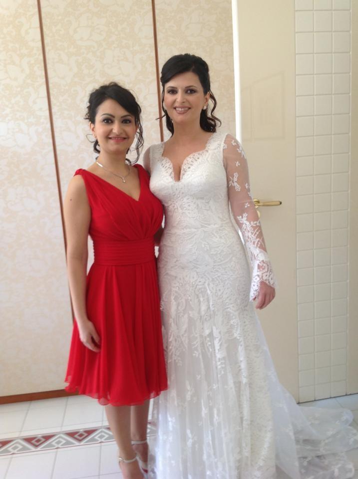 la sorella della sposa