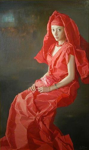 fine oil paintings - Zeng Chuanxing,Zeng Chuanxing Painting List,Zeng ...