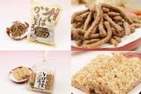 そばかりんとう&そばの実おこしセット京都 有喜屋(うきや)- 手打ちそば・蕎麦料理 -