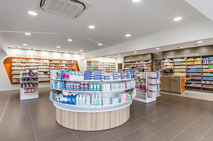 Pharmacie Levy | Cap Agencement