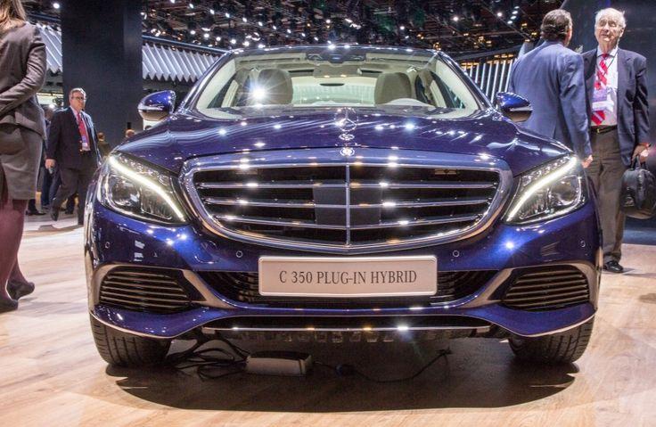 Mercedes C350 Plug-In Hybrid - SparkstHeclown