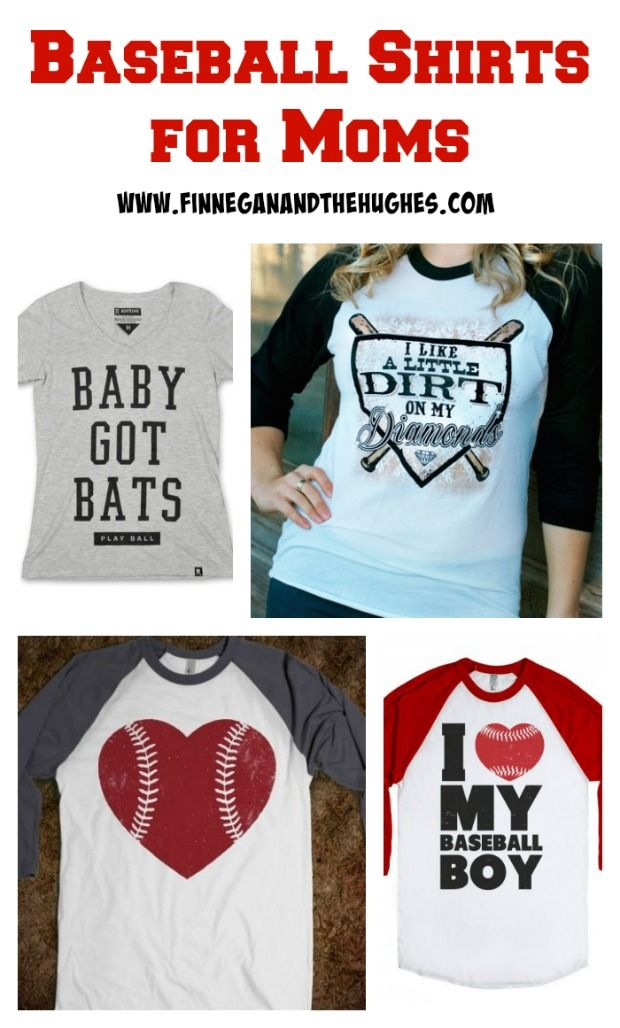 fridays fresh picks baseball shirts for moms - Baseball T Shirt Designs Ideas