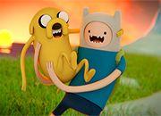 Hora de aventura Jake y Finn Real   juegos adventure time - hora de aventura