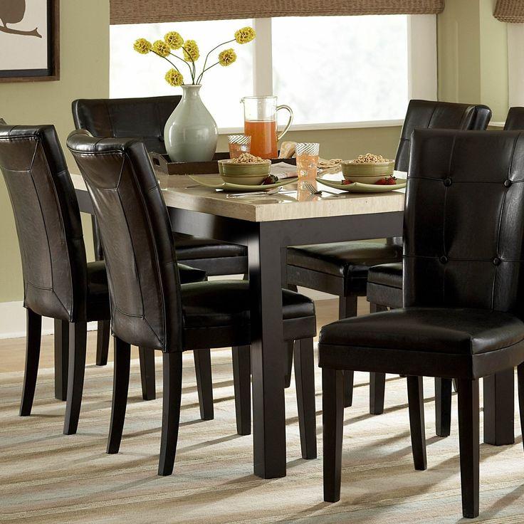Best + Marble dining table set ideas on Pinterest  Corner nook