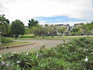 Galuh Mas Karawang merupakan perumahan yang memiliki konsep Go Green sehingga lingkungan tampak begitu asri dan sejuk