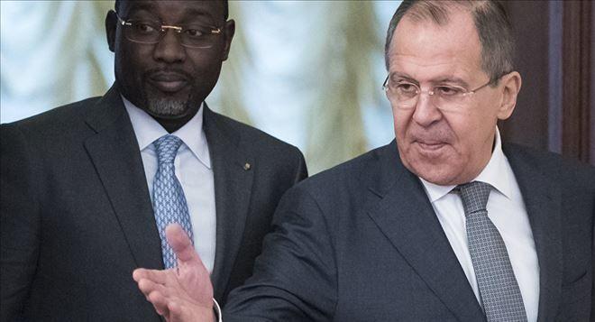 YENİ DÜNYA GÜNDEMİ ///  Lavrov: Suriye´nin, komşularıyla barışmasını isteriz