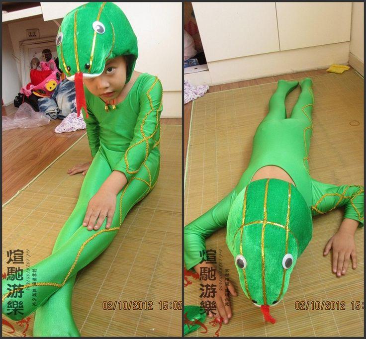 nice green snake don't u think?