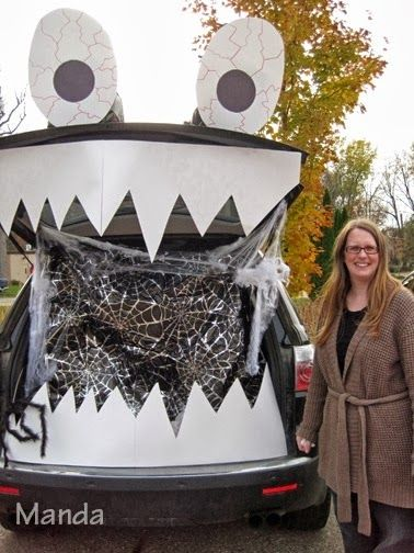 17 Creative Trunk-or-Treat Ideas