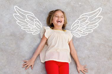 Add wings to spice up that summer photo of your little angel!