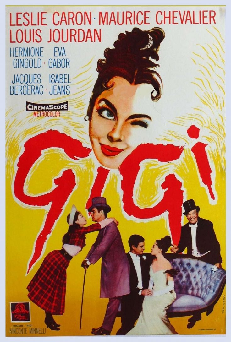 Gigi | Thank Heaven  Love this movie it's one of my all times fave.