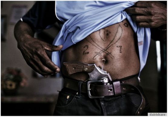 Jom Lihat Gaya Hidup Kumpulan Gengster Di Afrika Selatan