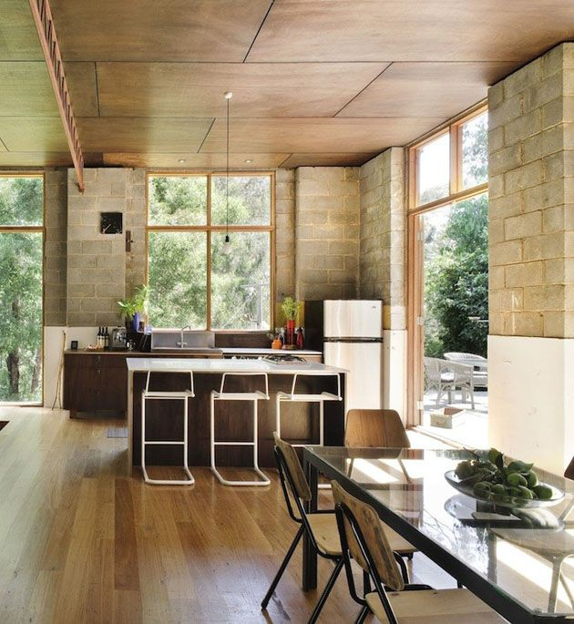 55 Best Timber Ceilings Images On Pinterest