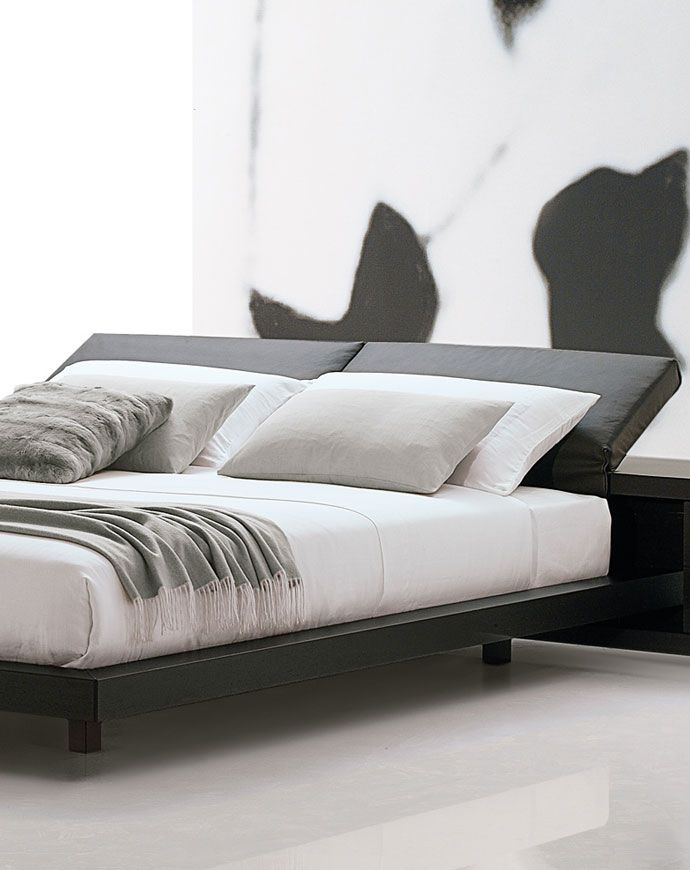Zoe Bed Paolo Piva For Poliform Interior Bedroom