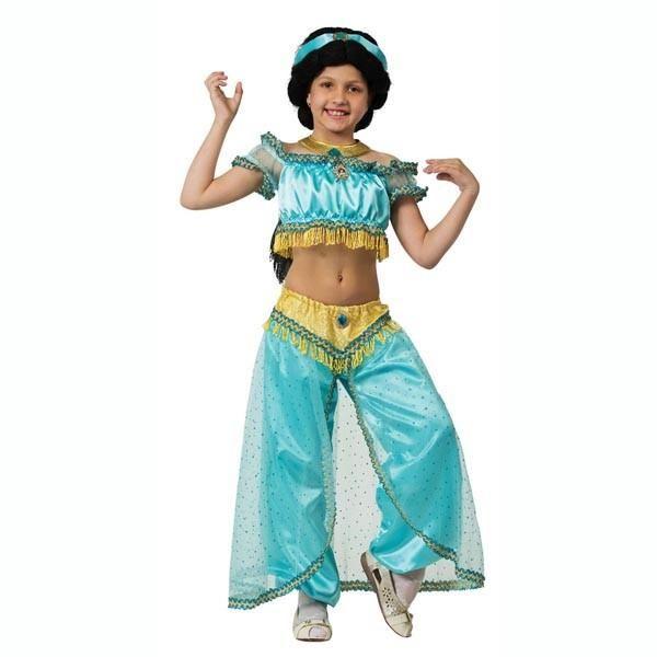 Купить платье принцессы жасмин