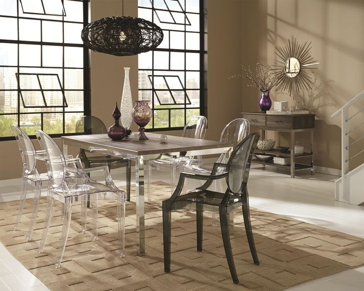 Dining Group Brings You The Best In Contemporary, Casual Style Thatu0027s Also  Functional And Friendly · Dining Room Furniture ...