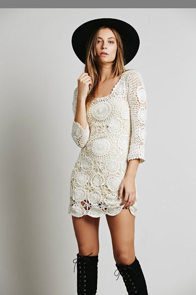 Outstanding Crochet: Crochet Dress