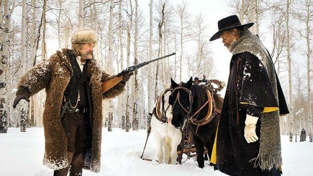 'Os Oito Odiados': Quentin Tarantino apresenta o 'Cães de Aluguel' western