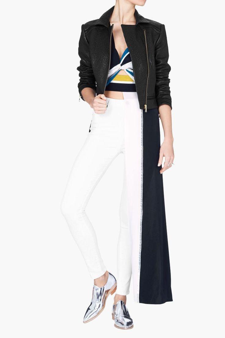 Sass and Bide - Jupiter Rising Leather Jacket