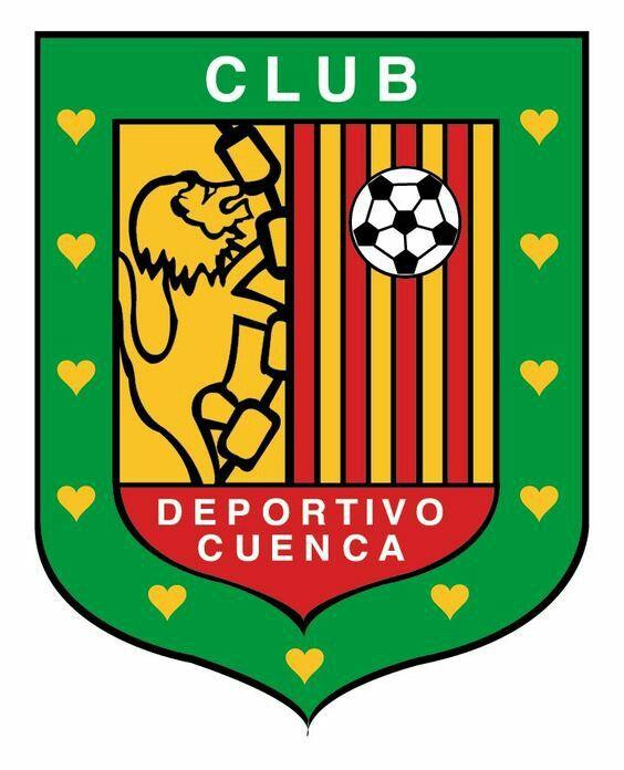 Deportivo Cuenca of Ecuador crest.