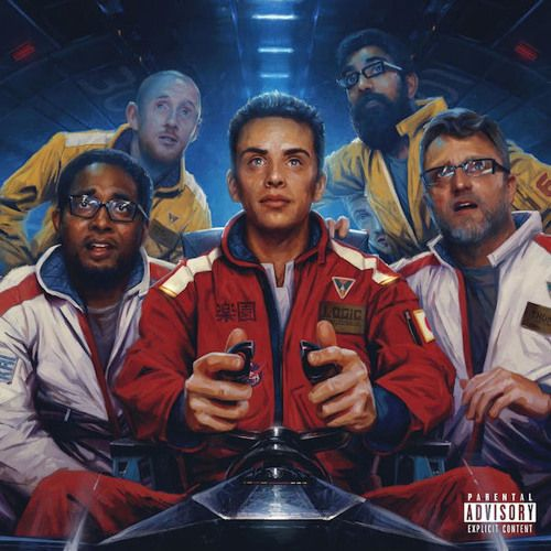Logic - The Incredible True Story by TeamVisionary on SoundCloud