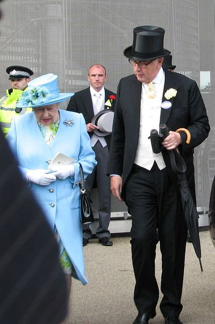 Her Majesty's Representative at Ascot. 1997–2011: Peregrine Cavendish, Marquess of Hartington (12th Duke of Devonshire from 2004). The duke is well known in the world of horse racing and serves as Her Majesty's Representative at Ascot and chairman of Ascot Racecourse Ltd.