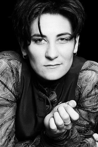 k.d. lang, 1961 singer, songwriter, record producer, actress. More