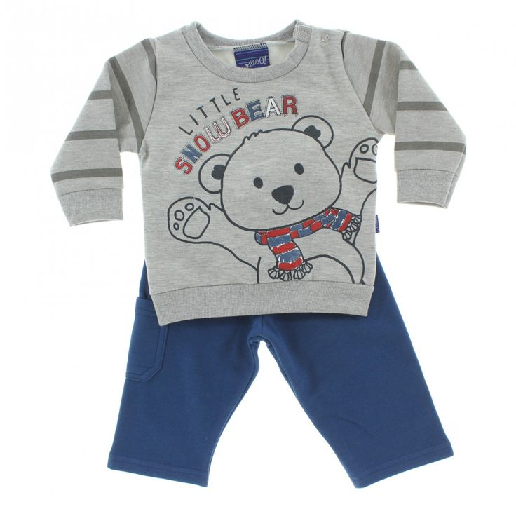 Agasalho Alakazoo Moletom Bebê Infantil Menino Little Snowbear - 23691 236910028 - CINZA - Roupa Infantil, Moda Infantil, Moda Bebê e Moda Juvenil - SIVESTI