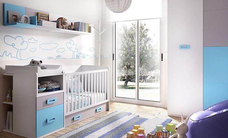 Mejores 12 im genes de cunas y camas infantiles en - Cunas que se convierten en camas ...