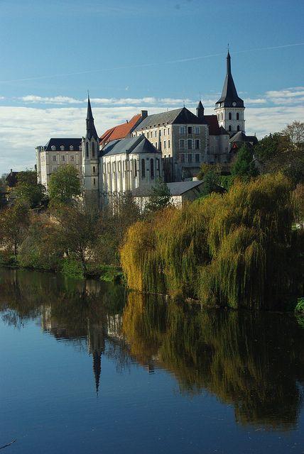 Saint-Gaultier (Indre) Saint-Gaultier - Indre dept. - Centre région