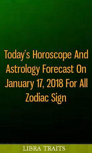 libra astrology january 17
