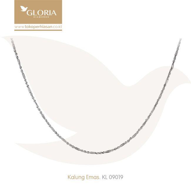 Kalung Emas Model Long Ling. #goldnecklace #necklace #goldstuff #gold #goldjewelry #jewelry #perhiasanemas #kalungemas #tokoperhiasan #tokoemas